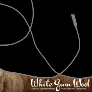 White Gum Wool