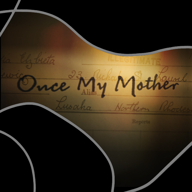 Once my Mother