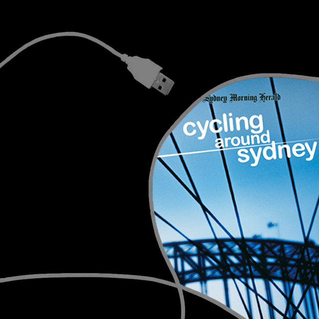 Cycling guide books